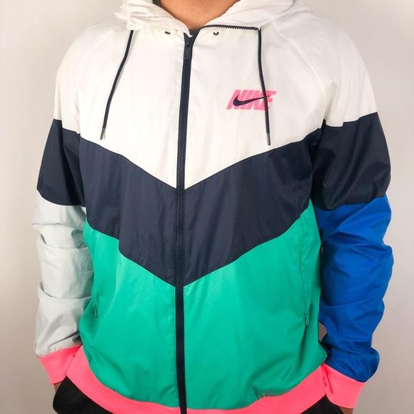 Mens Nike Sportswear Windrunner Jacket